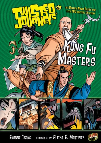 Twisted Journeys: Kung Fu Masters