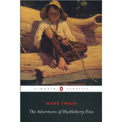 The Adventures of Huckleberry Finn by Twain