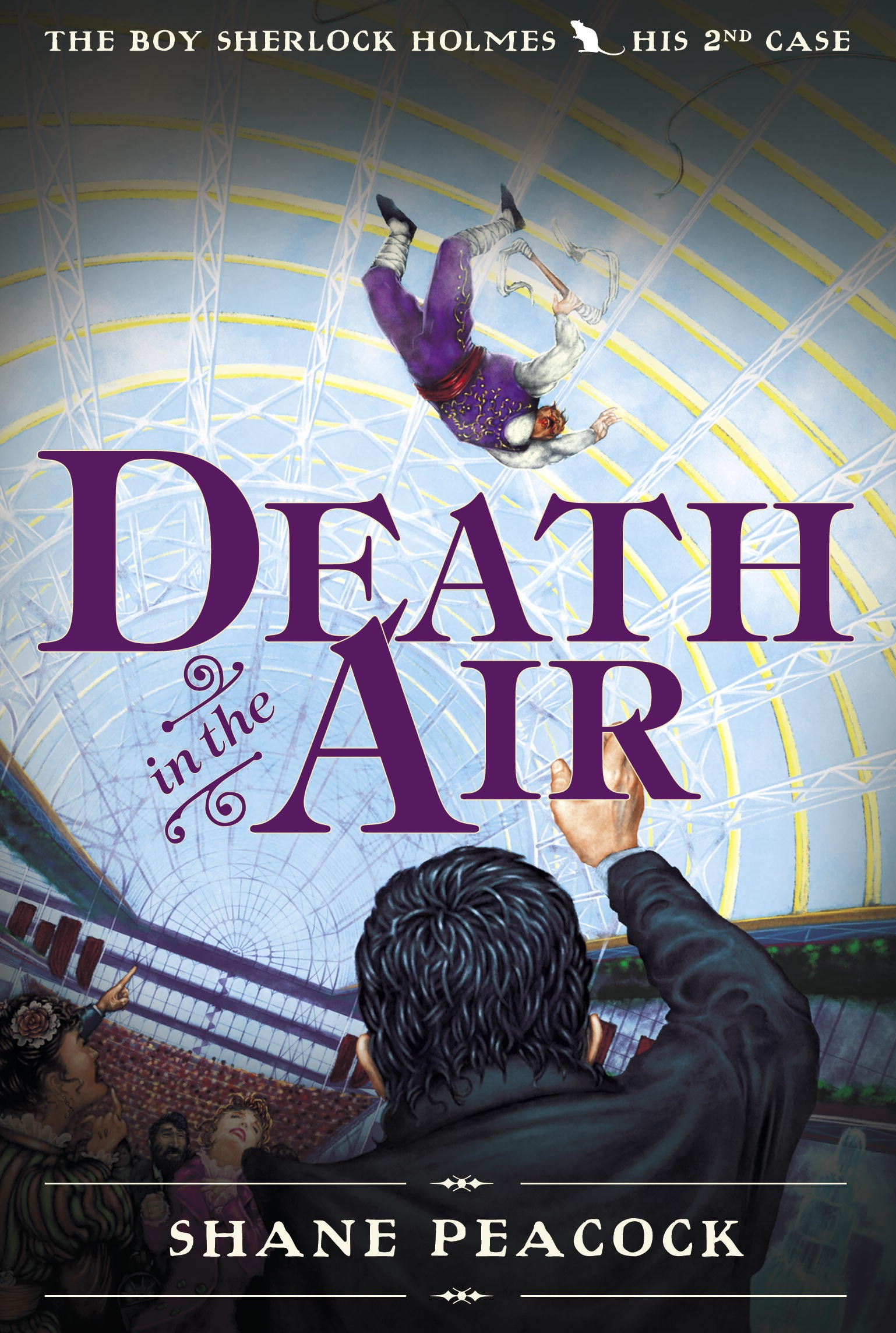 Death in the Air by Peacock