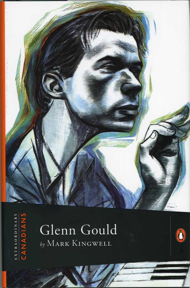 Glenn Gould by Kingwell
