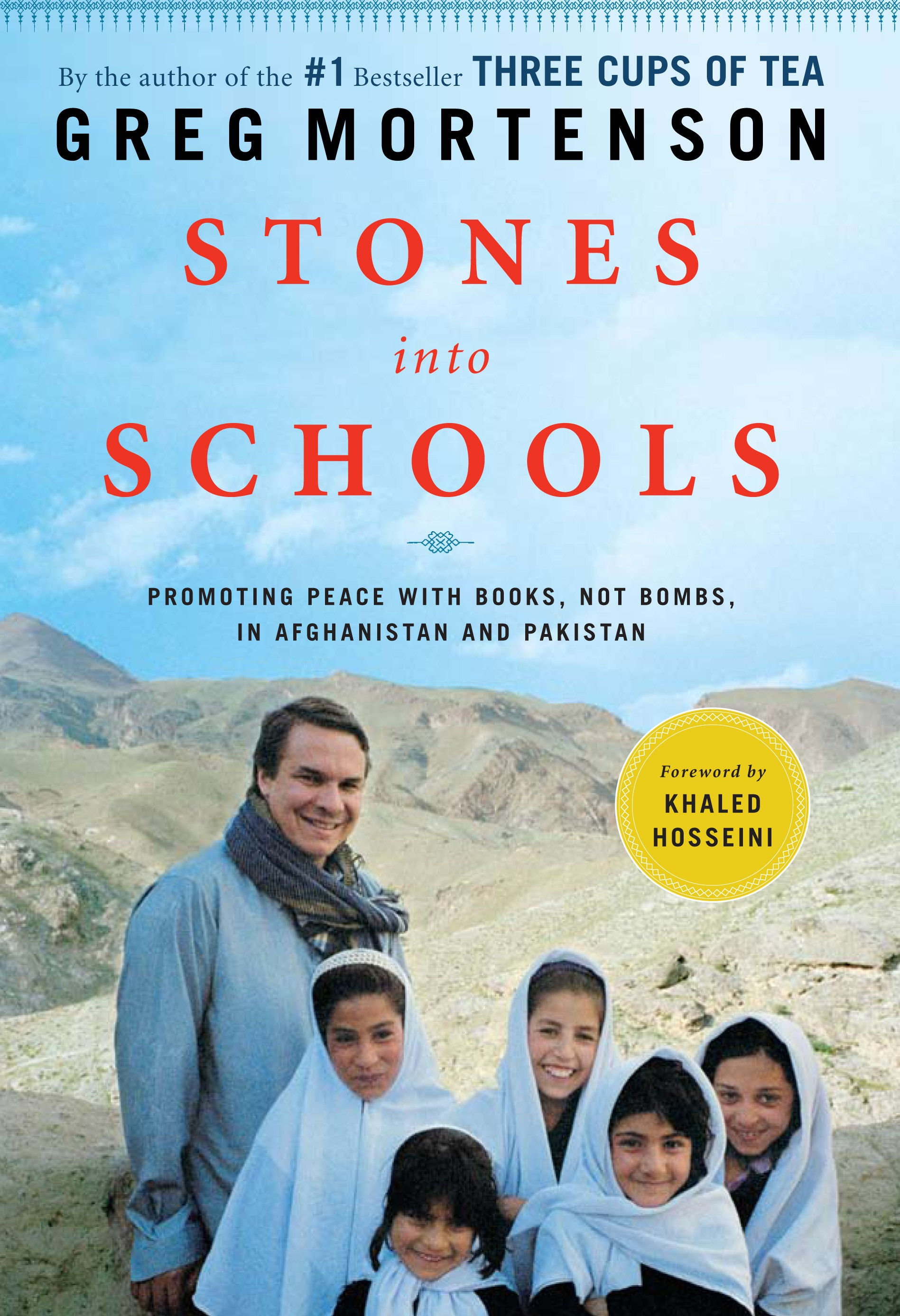 Stones into Schools by Mortenson