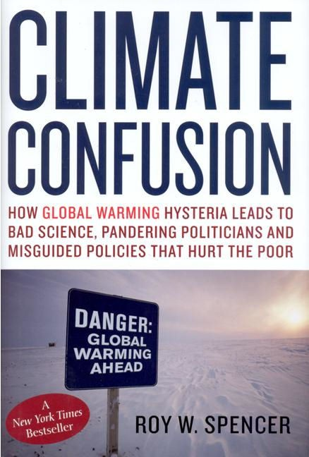Climate Confusion by Spencer